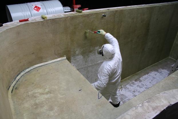Polyester zelfbouw vijvers speciaalzaak voor aquarianen en vijver liefhebbers met advies en - Muur zwembad ...