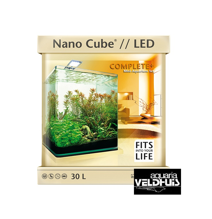 Led Beleuchtung Nano Cube : Dennerle Nano Cube Complete 30 Dennerle 88 00eur Pictures to pin on