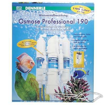 DENNERLE OSMOSE PROFESSIONAL 190LTR