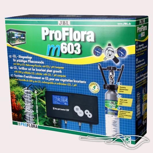 JBL PROFLORA CO2 SET M 603