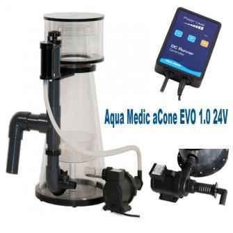 AQUA MEDIC ACONE 1.0 EVO ELEKTRONISCH REGELBAAR